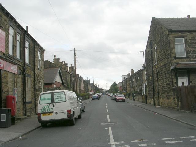 Worrall Street - Fountain Street