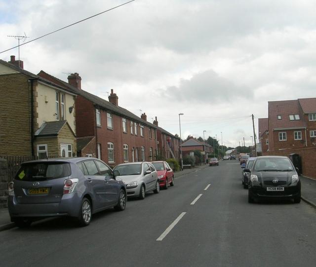 Queen's Road - Fountain Road