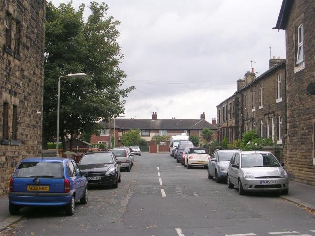 Thackray Street - Fountain Street