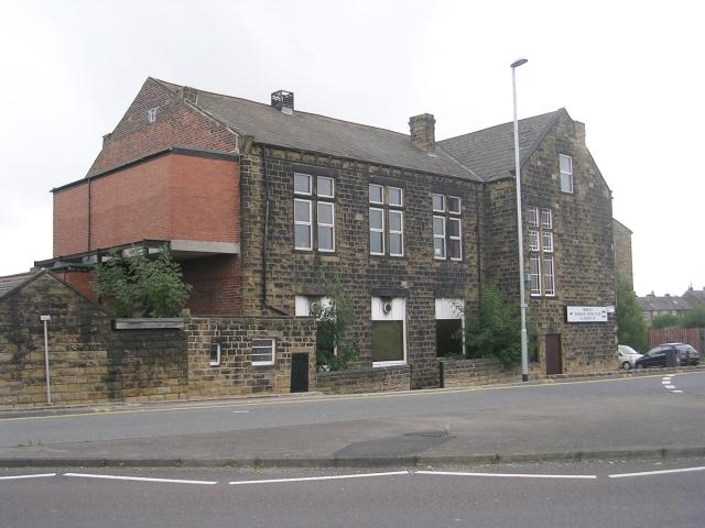 Morley Working Men's Club & Institute - Corporation Street