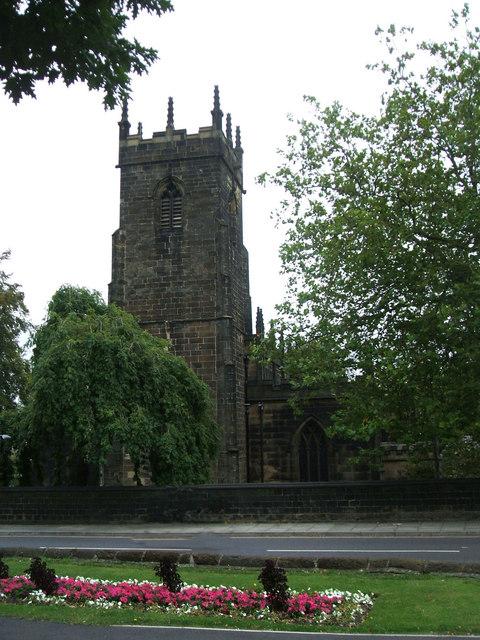 St Mary's Church, Barnsley