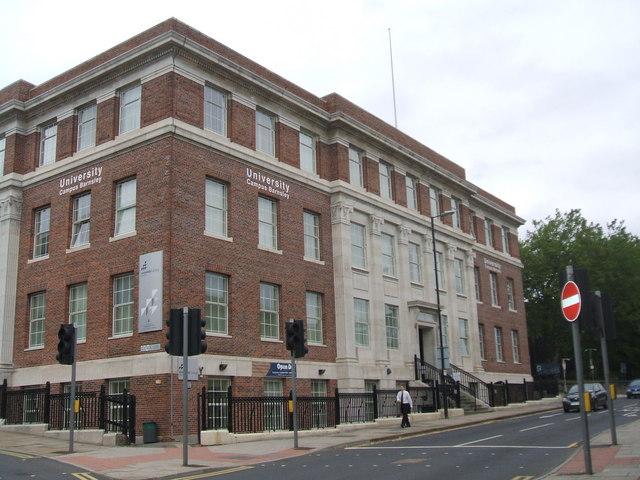University Campus Building, Barnsley