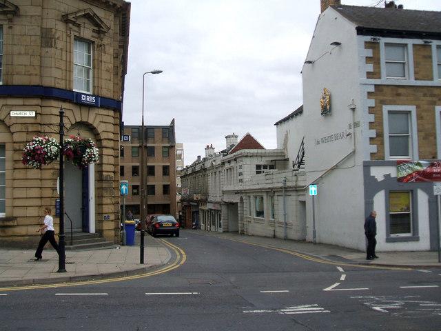 Royal Street, Barnsley