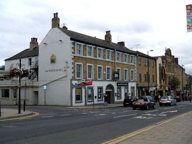 The White Bear Pub, Barnsley