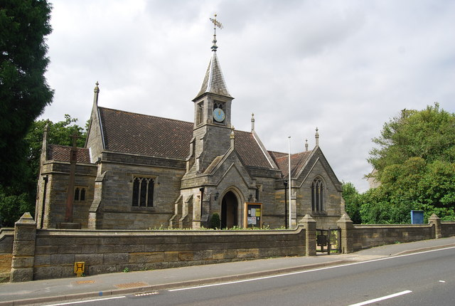 Holy Trinity Church, Eridge Green