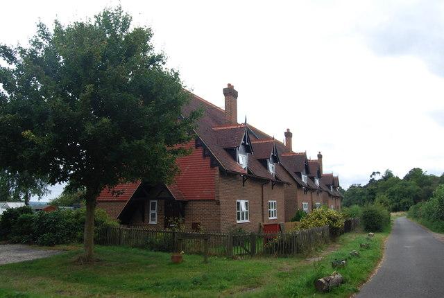 Cottages, Warren Farm Lane, Eridge Green