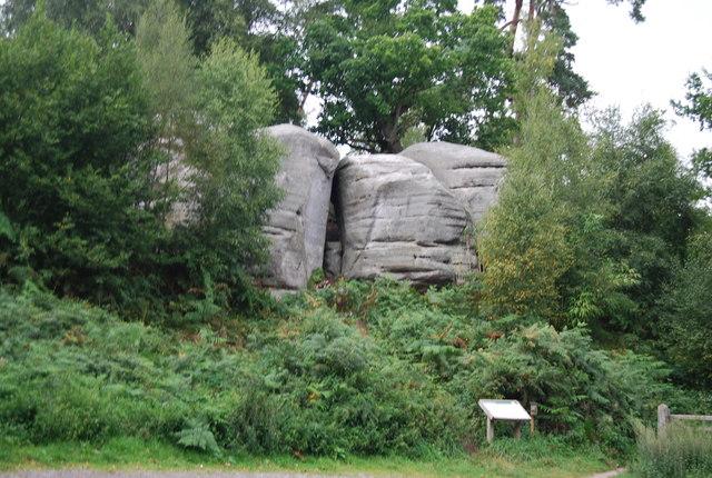 Eridge Rocks