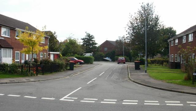 Winchester Close, Maesglas