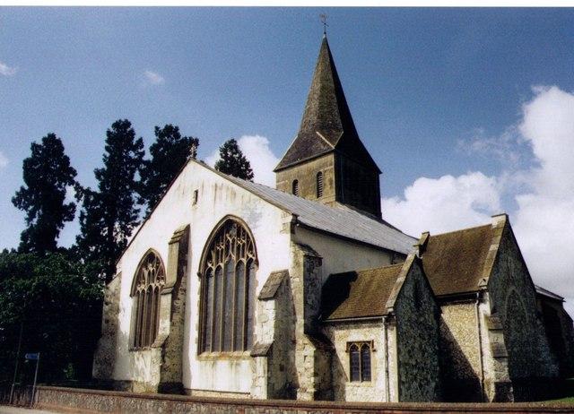 St Laurence, Alton