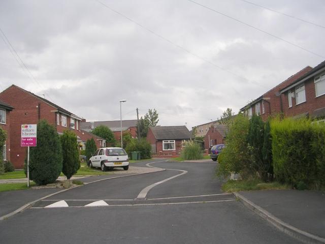 Marston Avenue - Hanley Road
