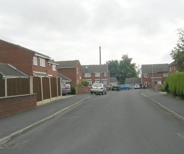 Sutton Grove - Elvaston Road