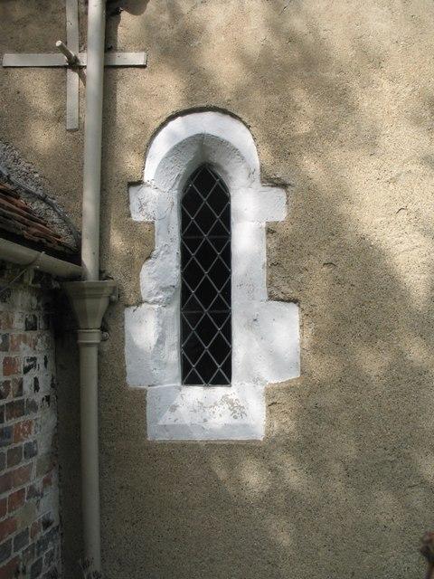 Church Window, Lee, Buckinghamshire