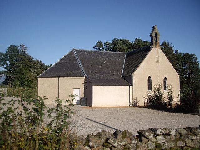 Birse and Feughside Parish Church
