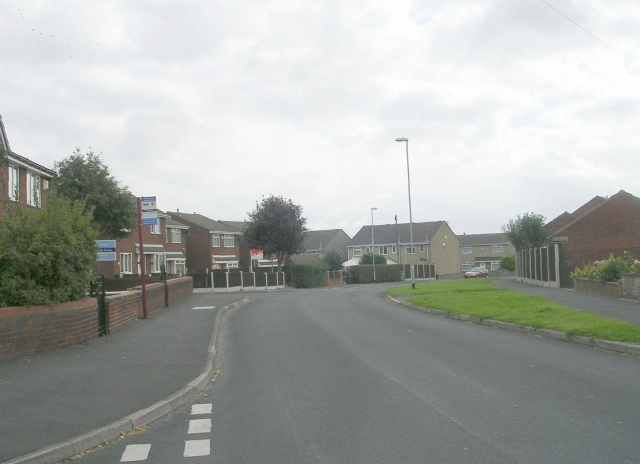 Harlington Road - viewed from Elvaston Road