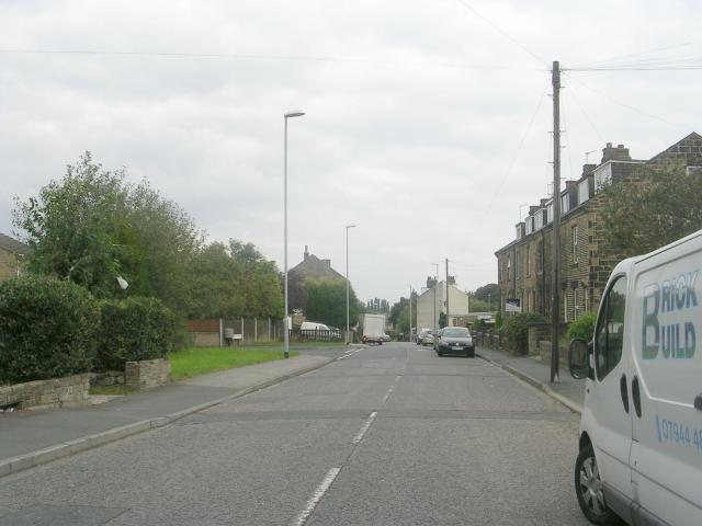 High Street - Britannia Road