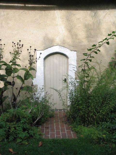 Church Doorway, Lee, Buckinghamshire