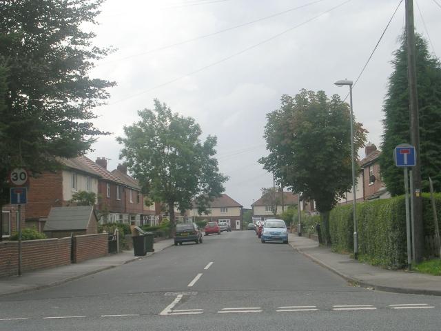 Homefield Avenue - Britannia Road