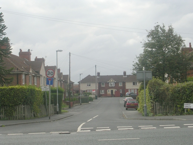 Harrop Terrace - Britannia Road