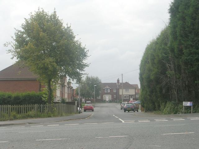 Harrop Grove - Britannia Road