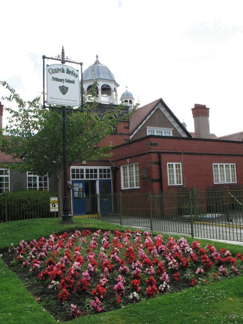 Church Drive Primary School, Port Sunlight