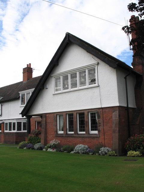 House at Port Sunlight (Church Drive)