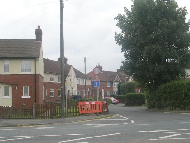 Askey Crescent - Britannia Road