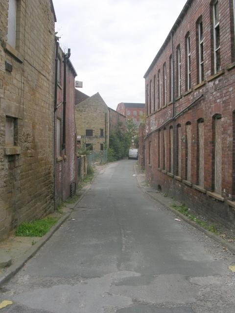 Mill Street - Bridge Street