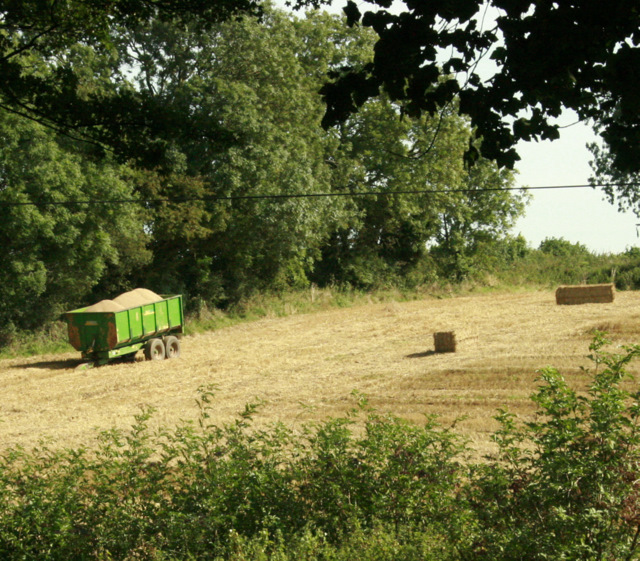 2009 : Waiting for the tractor