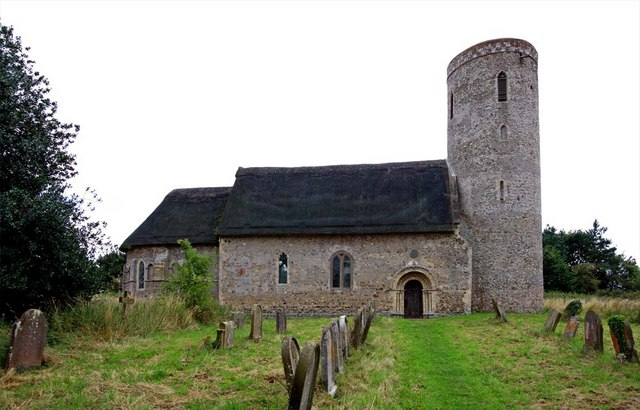 St Margaret, Hales, Norfolk