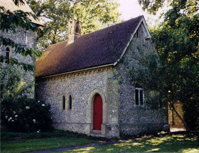 Alton Abbey Gatehouse Chapel