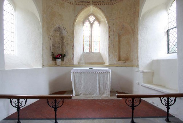 St Margaret, Hales, Norfolk - Sanctuary
