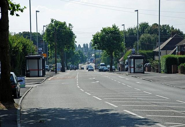 Stourbridge Road, Harts Hill