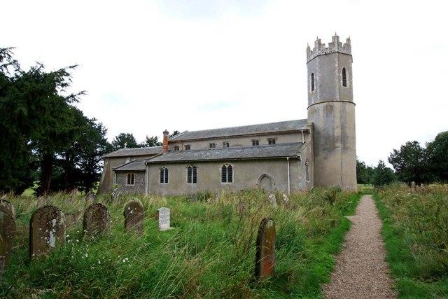 St Andrew, Ravingham, Norfolk