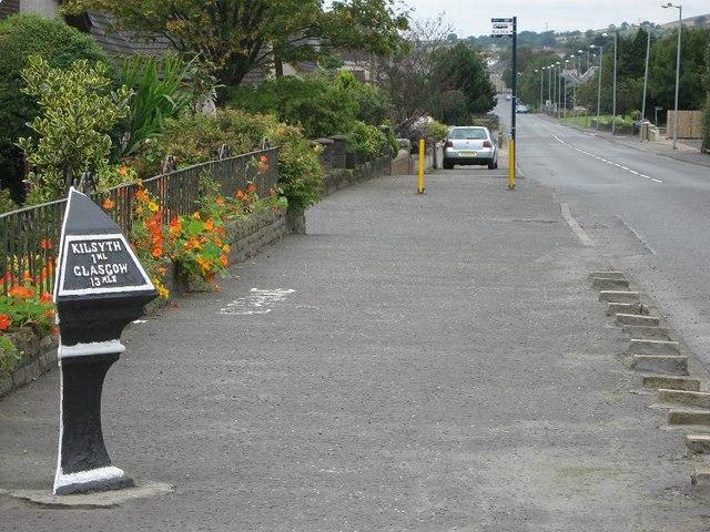 Milepost, Kilsyth