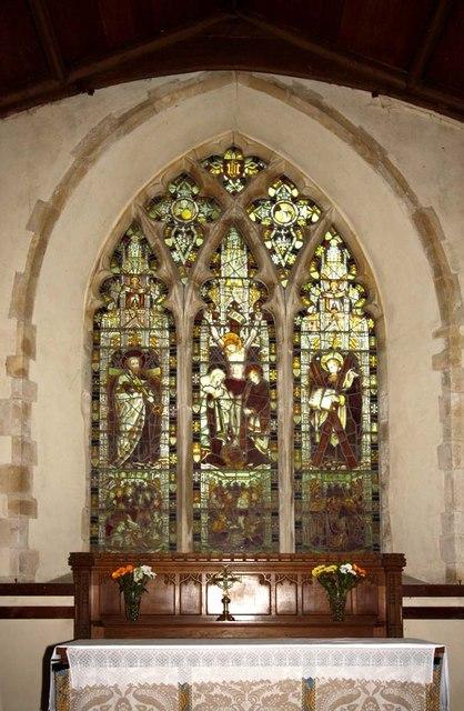 St Andrew, Ravingham, Norfolk - Sanctuary