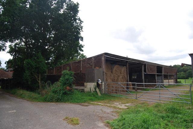Hay Barn, Pinstraw Farm