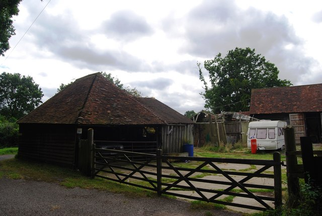 Farm buildings, Pinstraw Farm