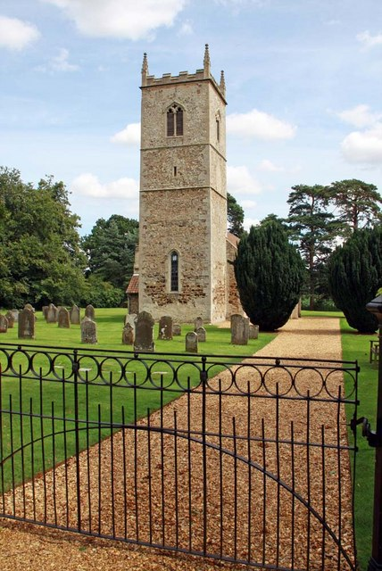 St Mary, Stradsett, Norfolk