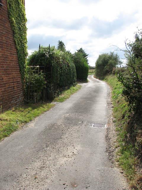 This way to Norton Road