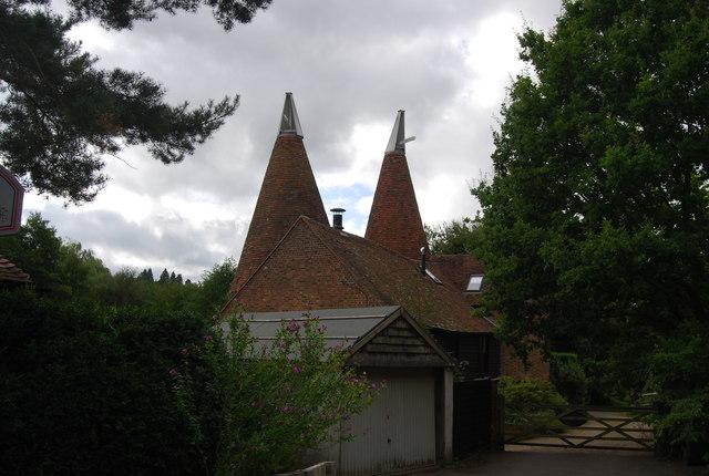 Forge Farm Oast house