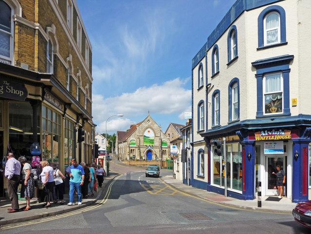 Victoria Avenue, Shanklin, Isle of Wight