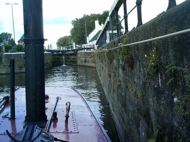 Sawley locks