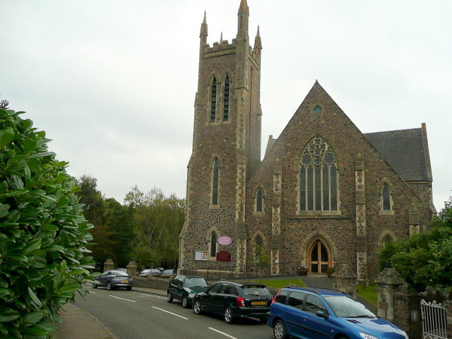 The Methodist Church, Lansdowne Crescent