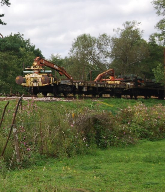Repair Carriages on the Spa Valley Line at Birchden Junction