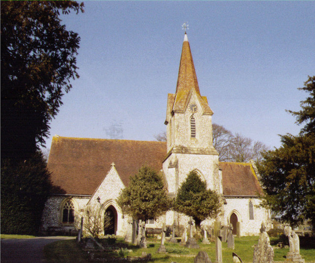 Holy Trinity, Blendworth