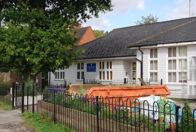 Groombridge St Thomas's Primary School