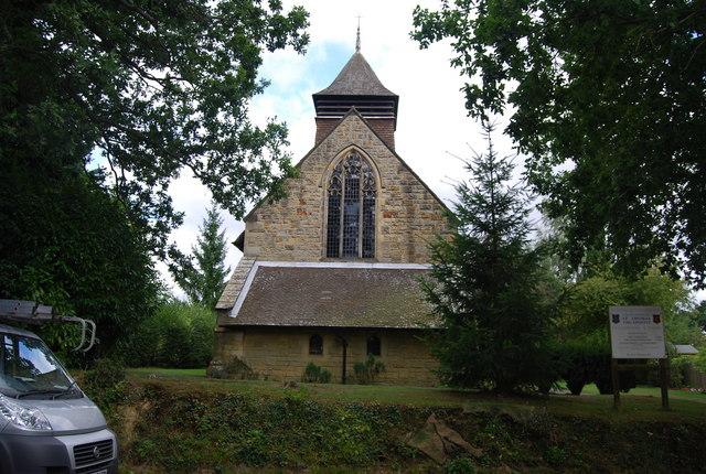 St Thomas's Church, Groombridge