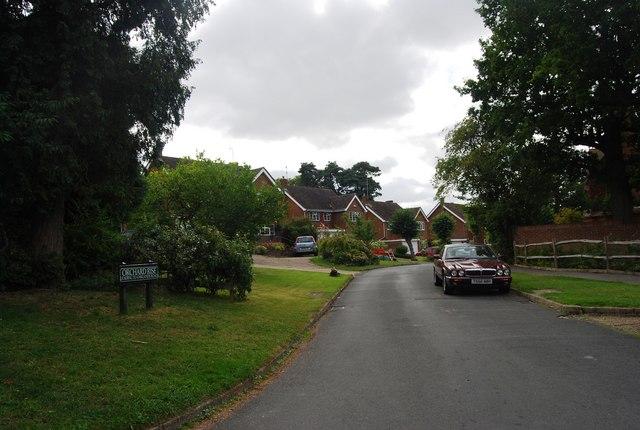 Orchard Rise, Groombridge