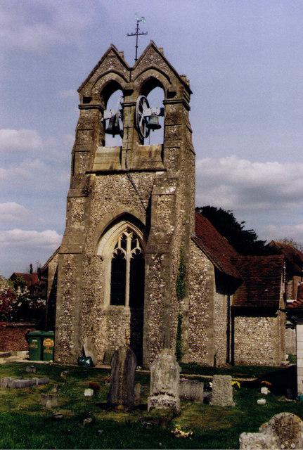 St James, Clanfield
