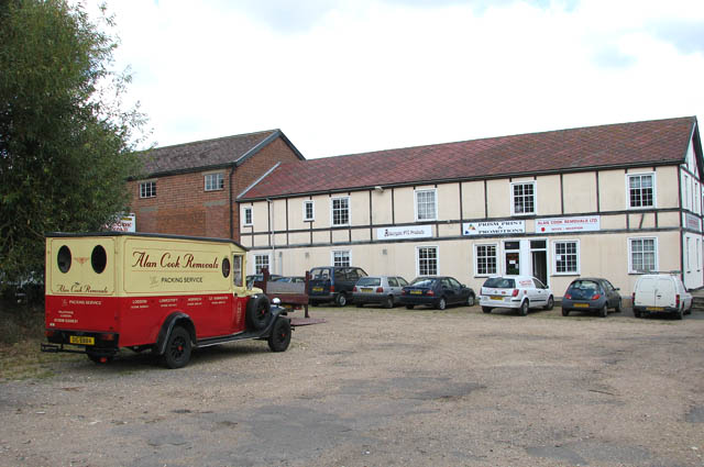 Alan Cook Removals Ltd